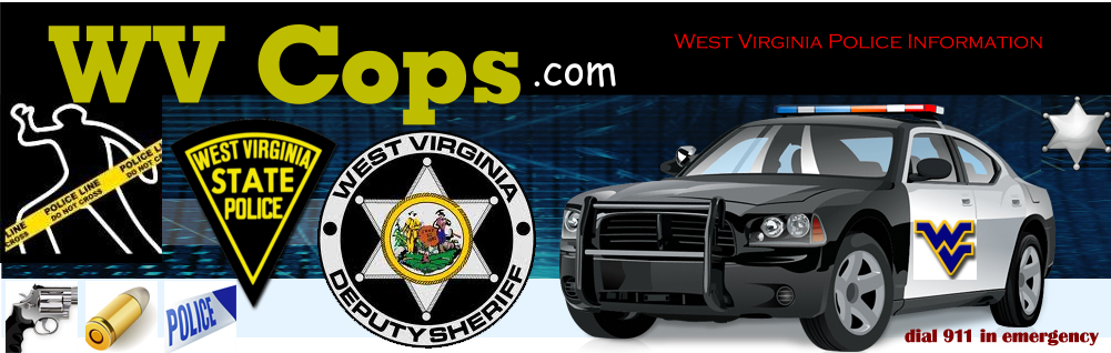 WVCops com - Live Police dispatch feed links